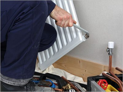 raccordement radiateur