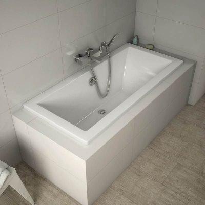 baignoire en bon état
