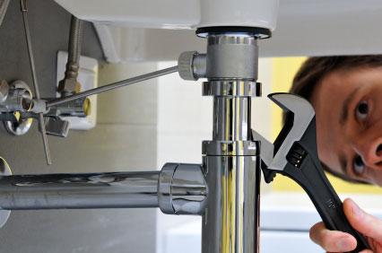 réparation plomberie