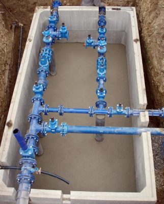 installation canalisation eau