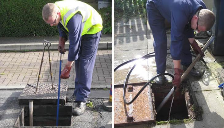 , débouchage canalisation bouchée Sterrebeek  à partir de 49€, Depannage Urgent 24h/24