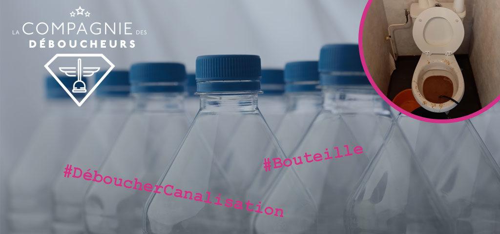 , Comment déboucher une canalisation avec une bouteille?, Depannage Urgent 24h/24